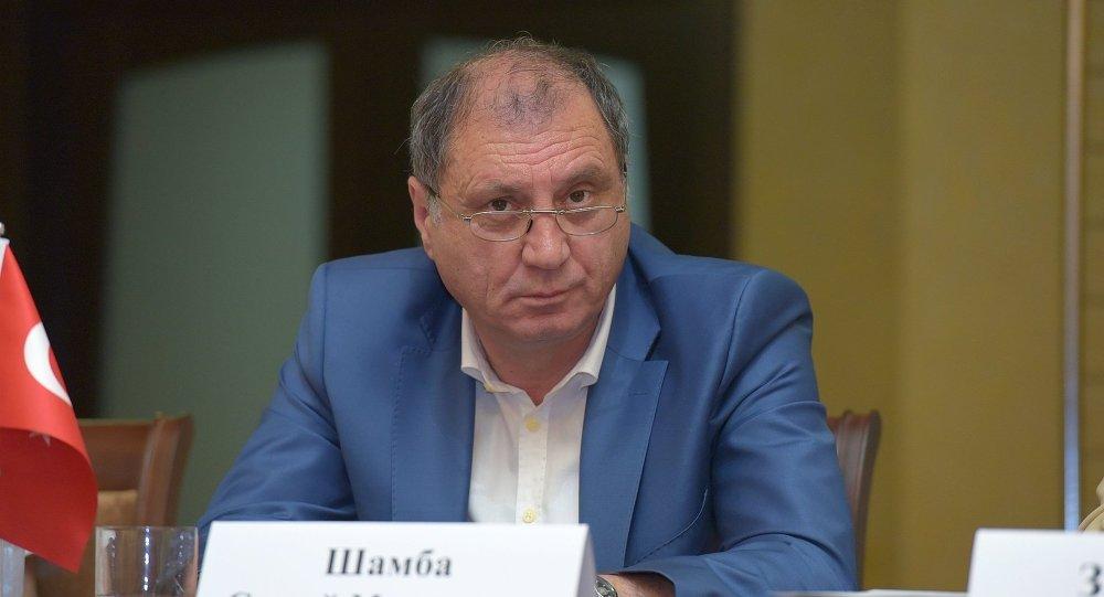Sergey Shamba #новости Абхазия, лесные пожары, Сергей Шамба