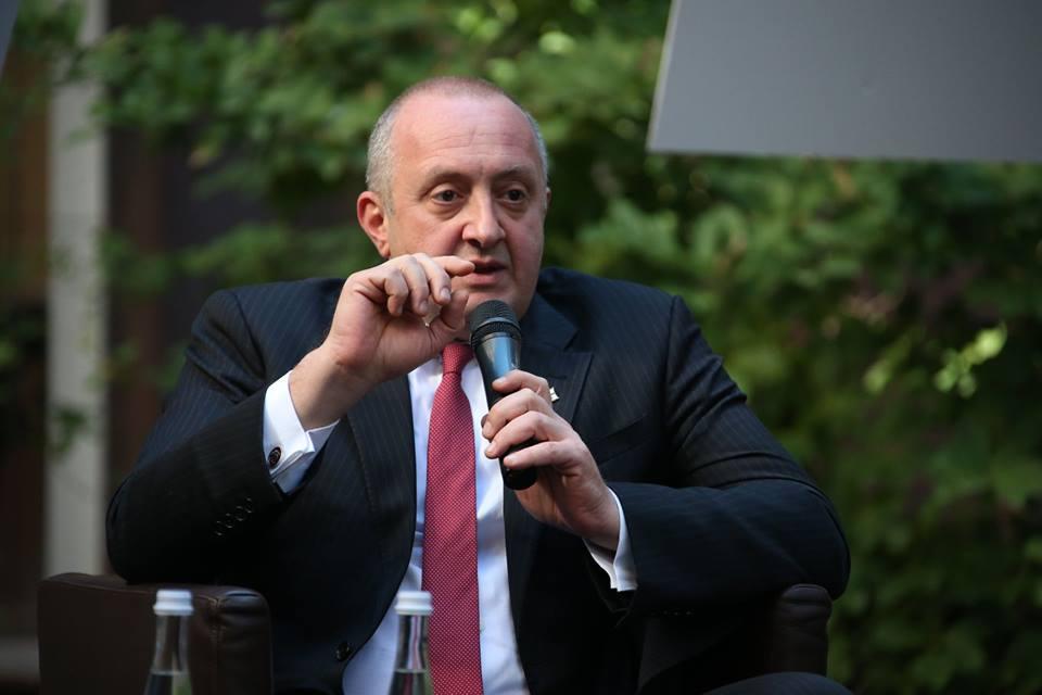 Giorgi Margvelashvili 22 Георгий Маргвелашвили Георгий Маргвелашвили