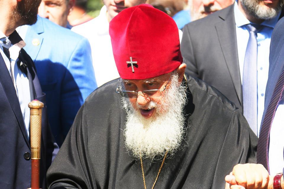 Ilia II Католикос-Патриарх Католикос-Патриарх
