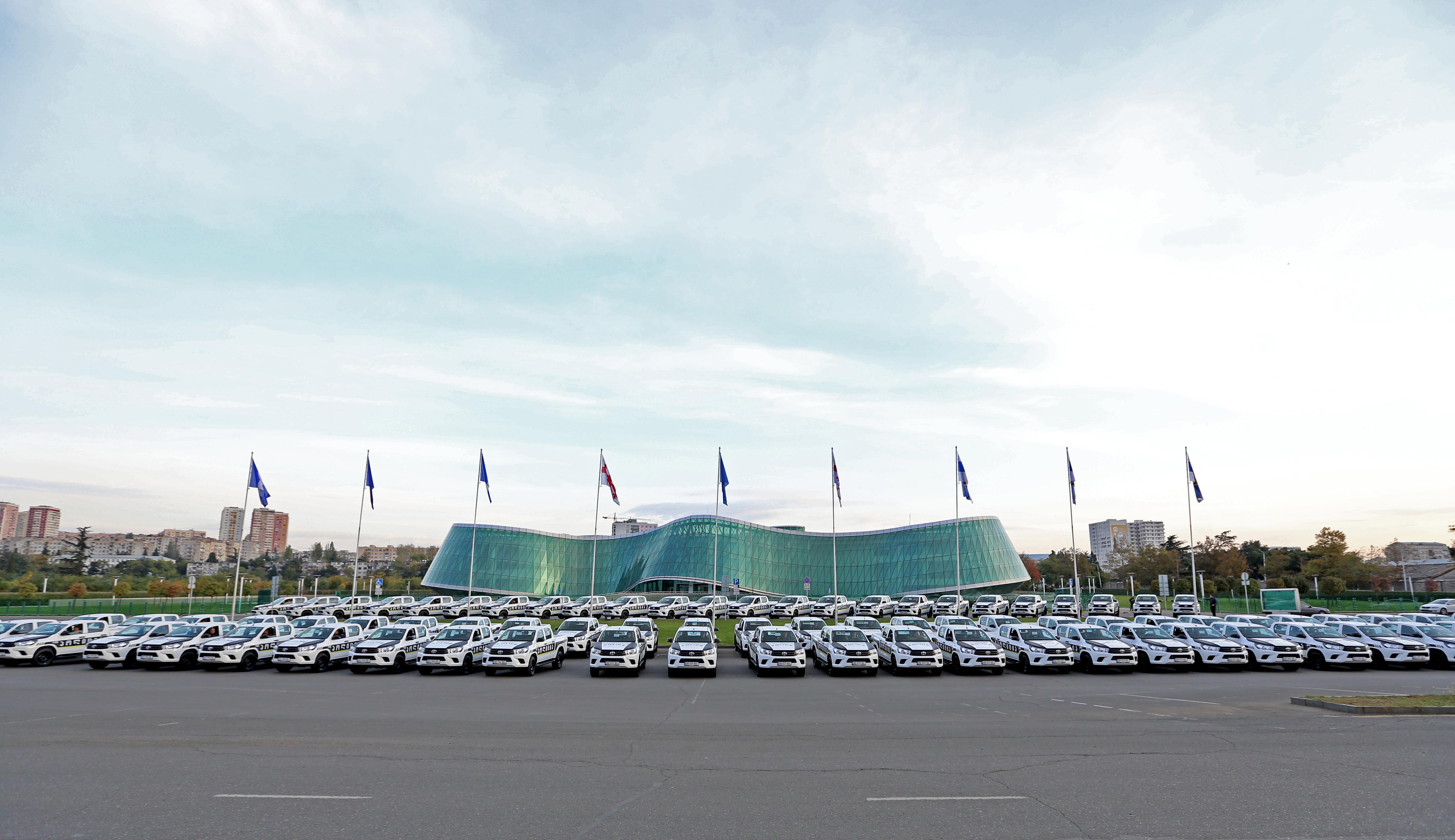 Police 5 #новости PHR, МВД Грузии, Ниноцминда, пансионат Ниноцминда