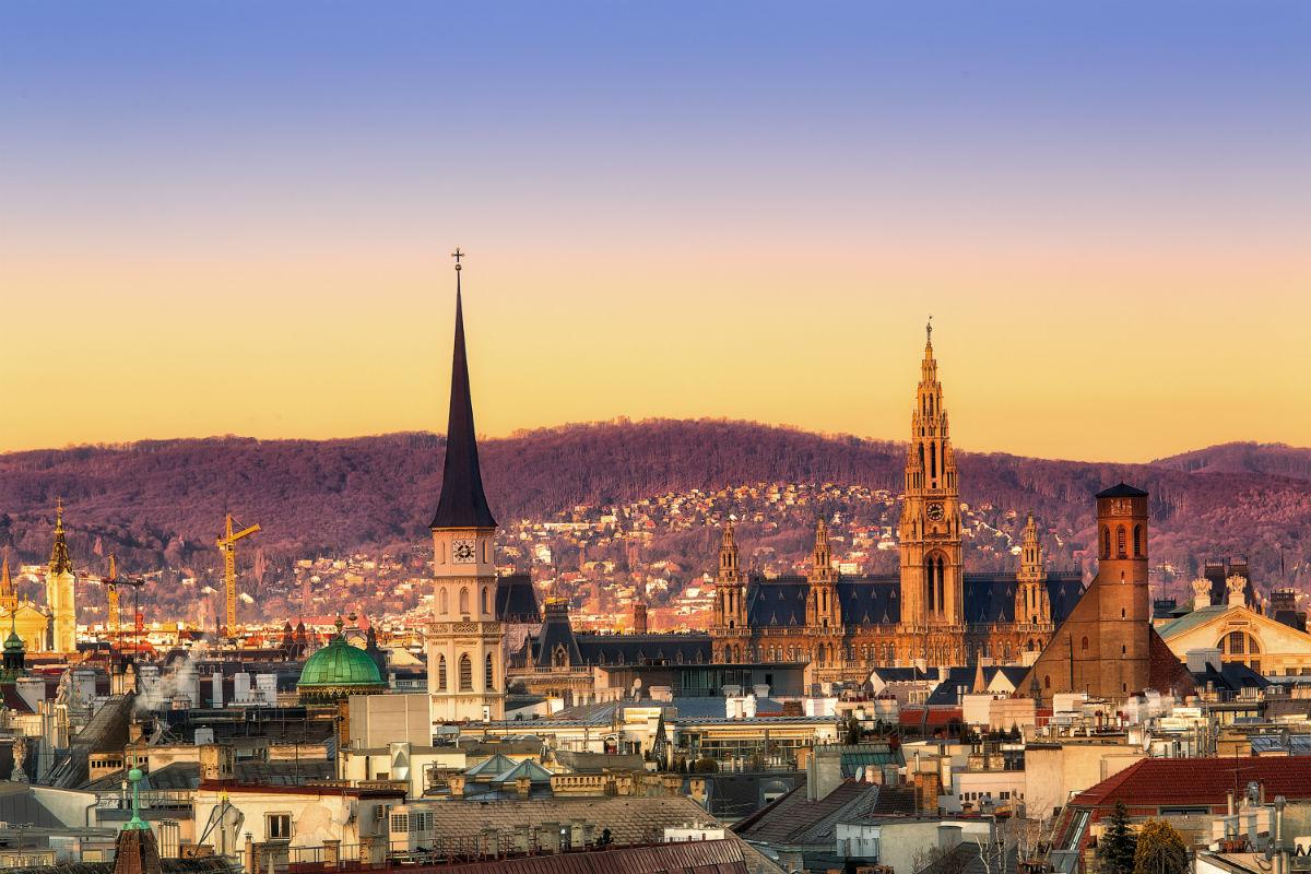 Vienna Австрия Австрия