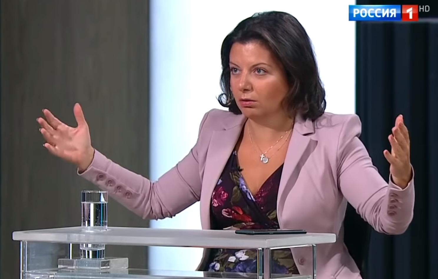 Margarita Simonyan Южная Осетия Южная Осетия