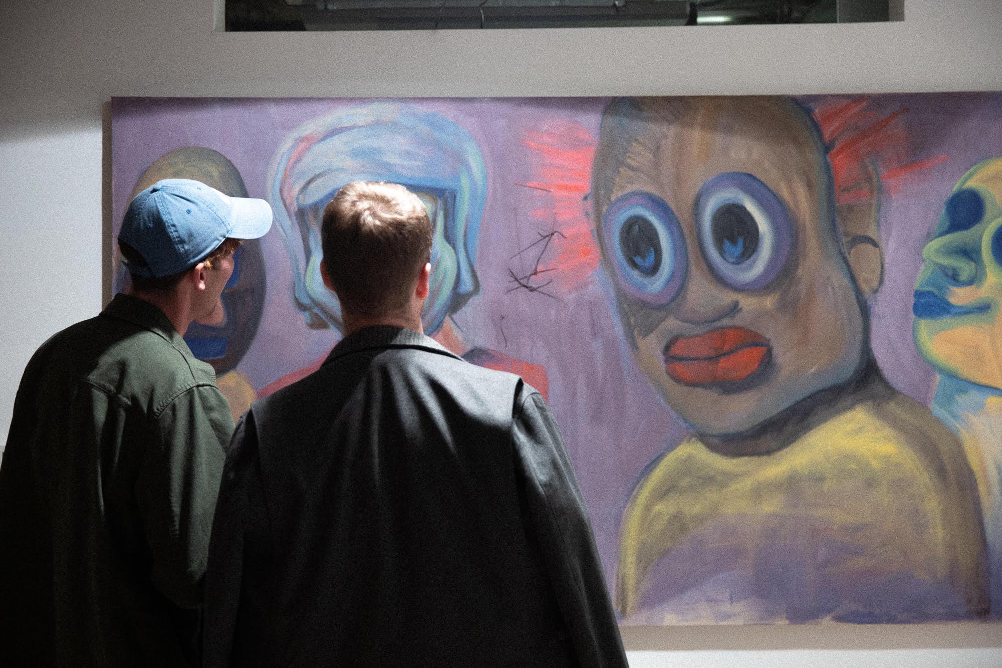 Ria Kacharava 5 #art живопись, искусство, Нью-Йорк, Риа Качарава, сша