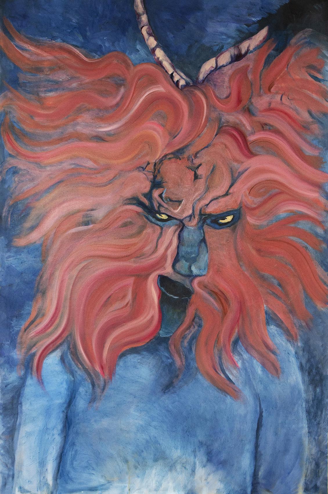 Ria Kacharava 9 #art живопись, искусство, Нью-Йорк, Риа Качарава, сша