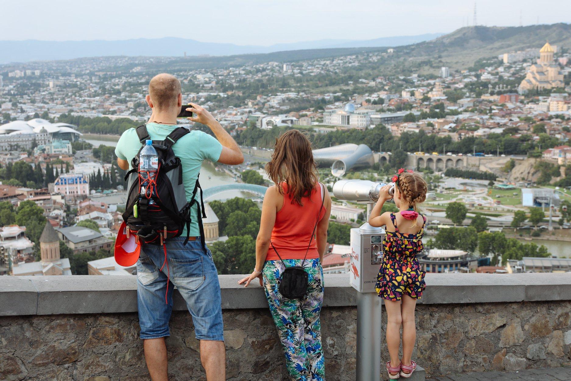 Tourists Грузстат Грузстат