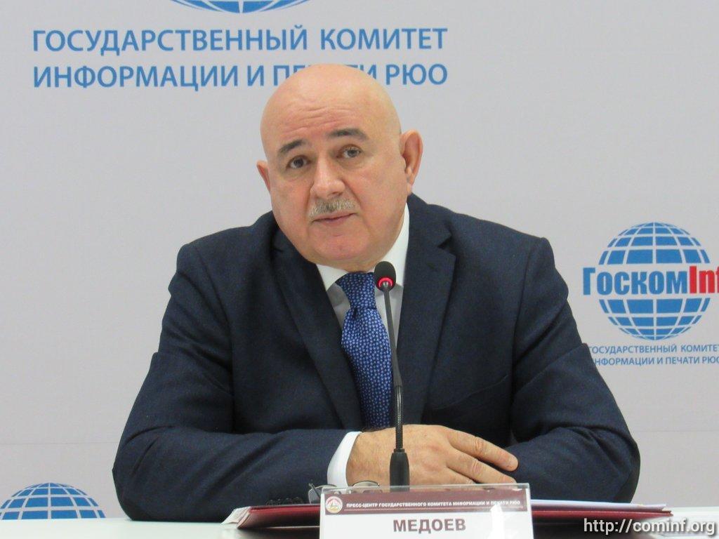Dmitry Medoev #новости возвращение Саакашвили, Дмитрий Медоев, Михаил Саакашвили, Южная Осетия