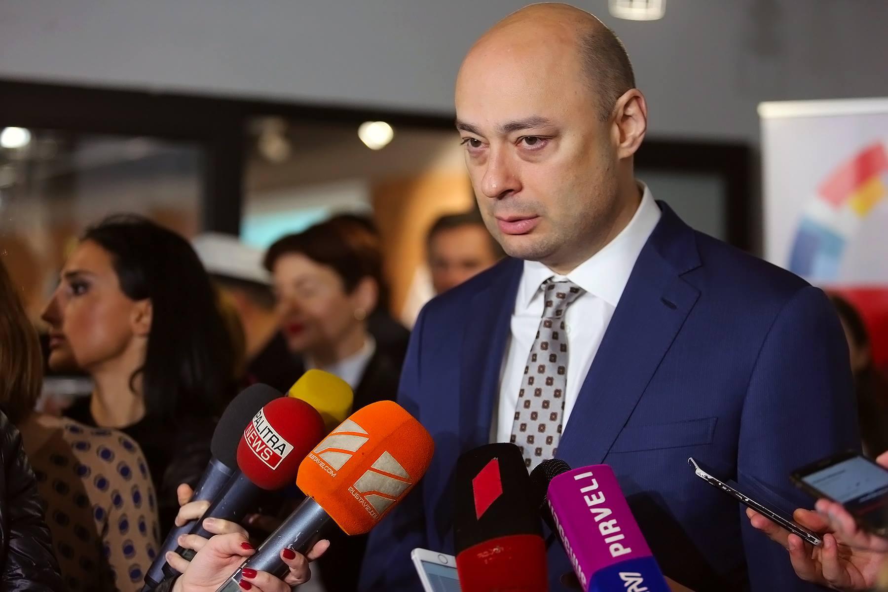 Giorgi Kobulia 2 Газпром Газпром