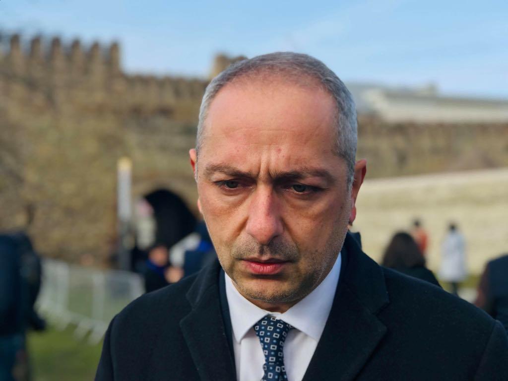 Irakly Sesiashvili 11 #новости Генассамблея ООН, Грузия, НАТО, ООН, Россия, Саломе Зурабишвили