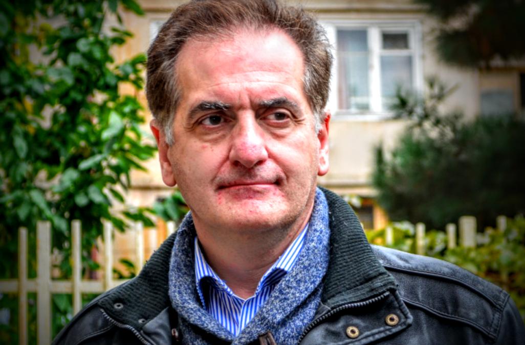 Konstantine Gamsakhurdia голодовка голодовка