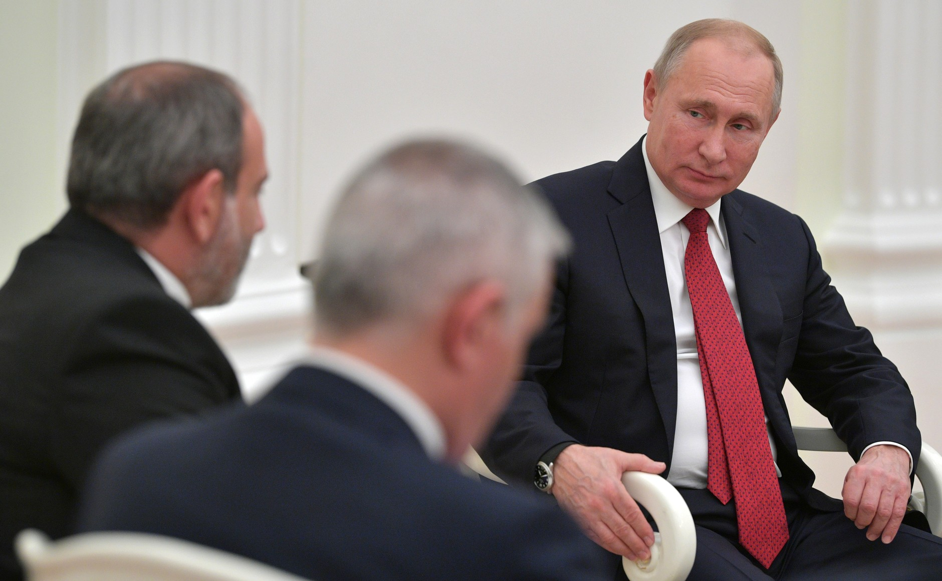 Pashinyan Putin 14 Карабах Карабах