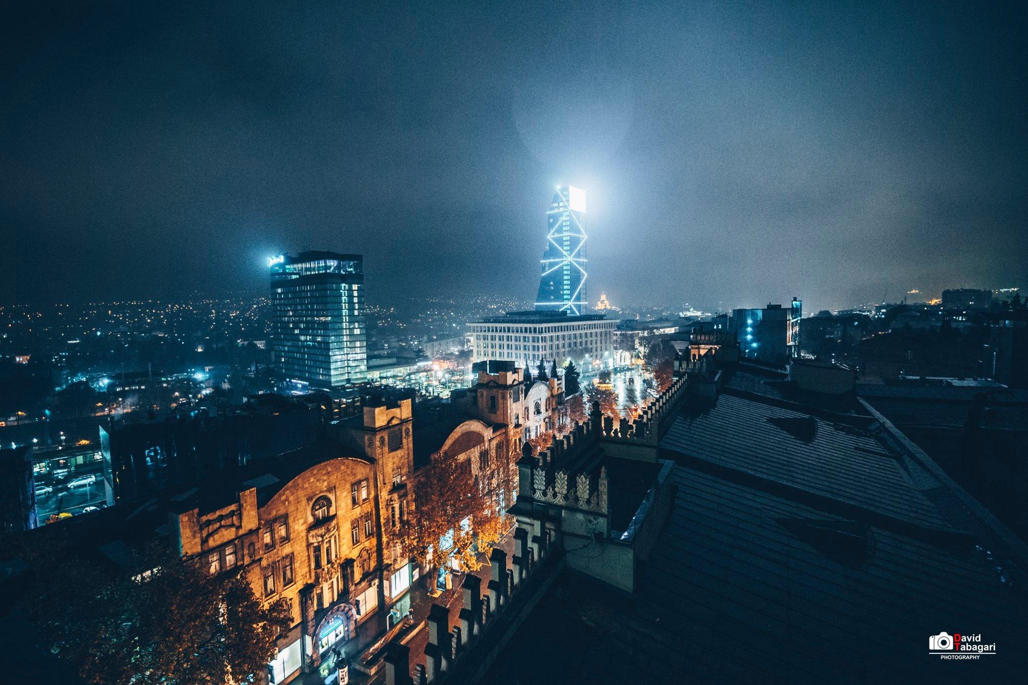 Tbilisi 7 комендантский час комендантский час