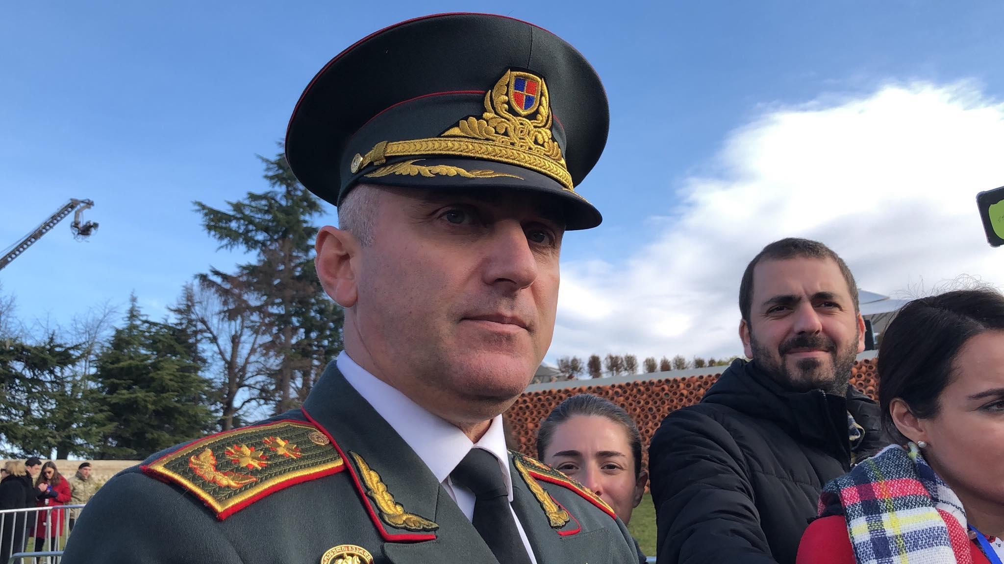 Vladimir Chachibaia вооруженные силы вооруженные силы