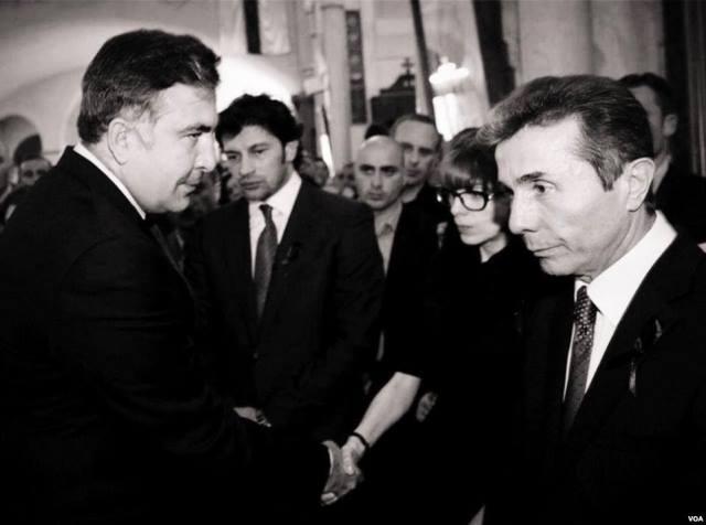 Saakashvili Ivanishvili #новости Бидзина Иванишвили, возвращение Саакашвили, Михаил Саакашвили