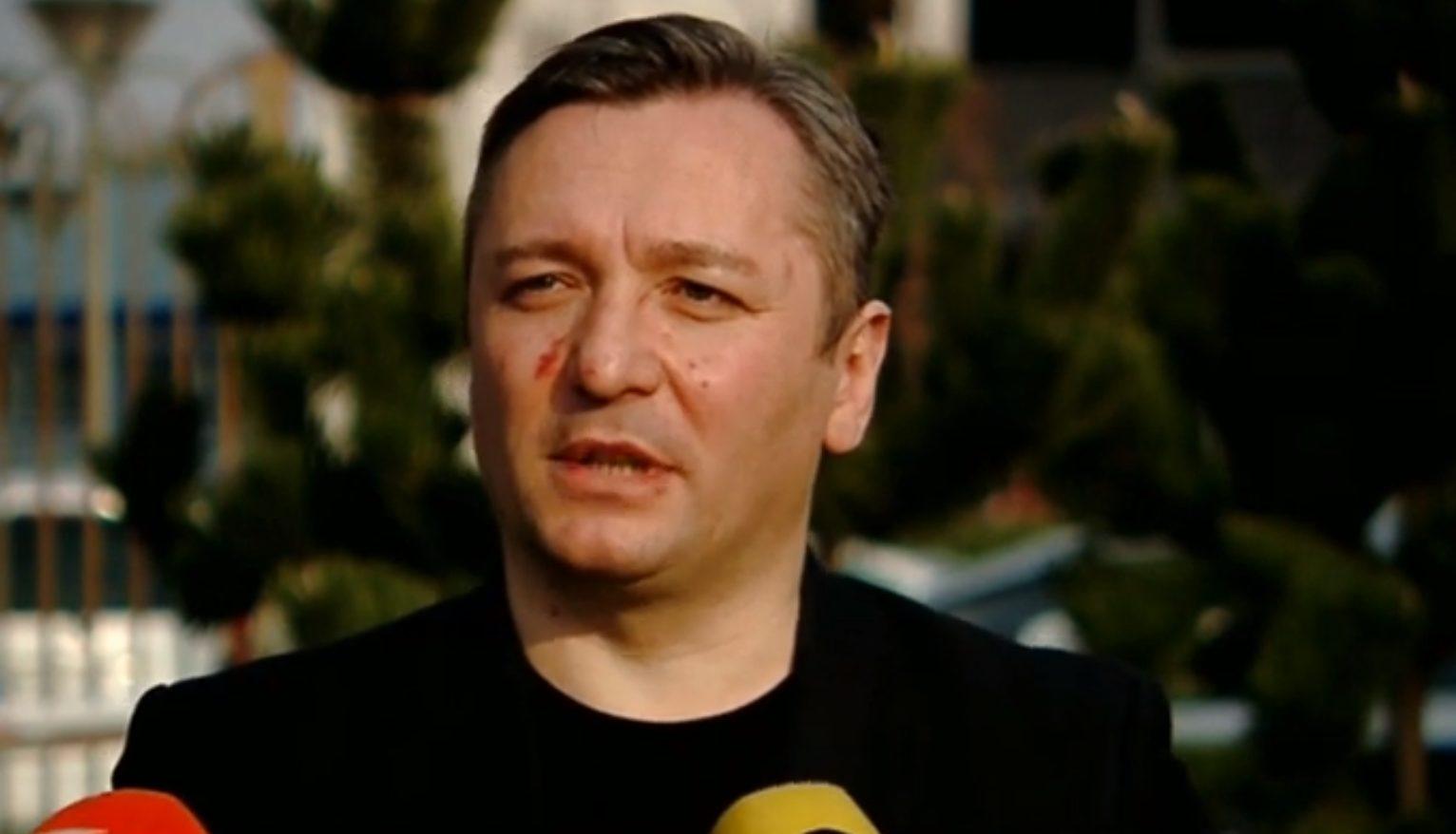 Vladimer Bedukadze тюремный скандал тюремный скандал