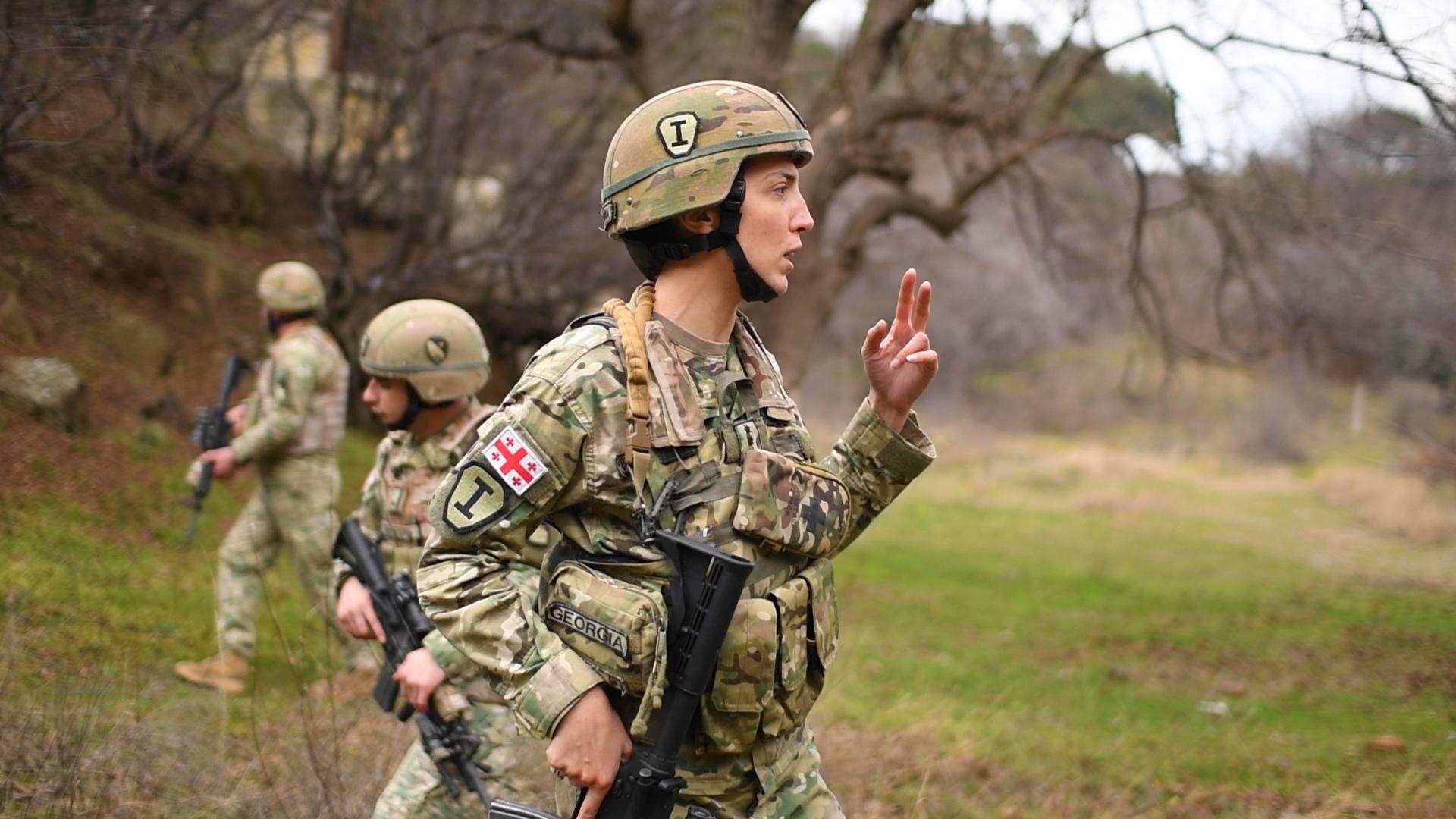 jilda 0130 #НАТО featured, Абхазия, Грузия, Джильда Цурцумия, Министерство обороны Грузии, НАТО