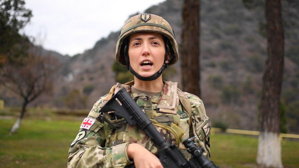 jilda 030 #НАТО featured, Абхазия, Грузия, Джильда Цурцумия, Министерство обороны Грузии, НАТО