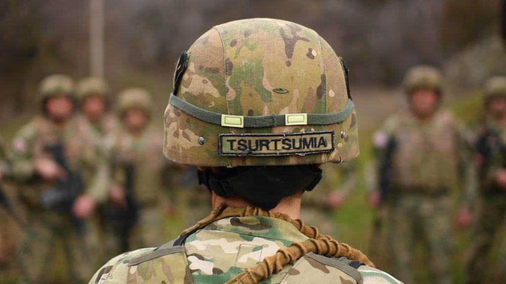 jilda 080 #НАТО featured, Абхазия, Грузия, Джильда Цурцумия, Министерство обороны Грузии, НАТО