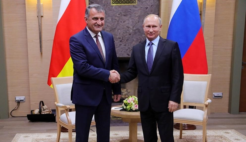Bibilov Putin 2 За правду За правду