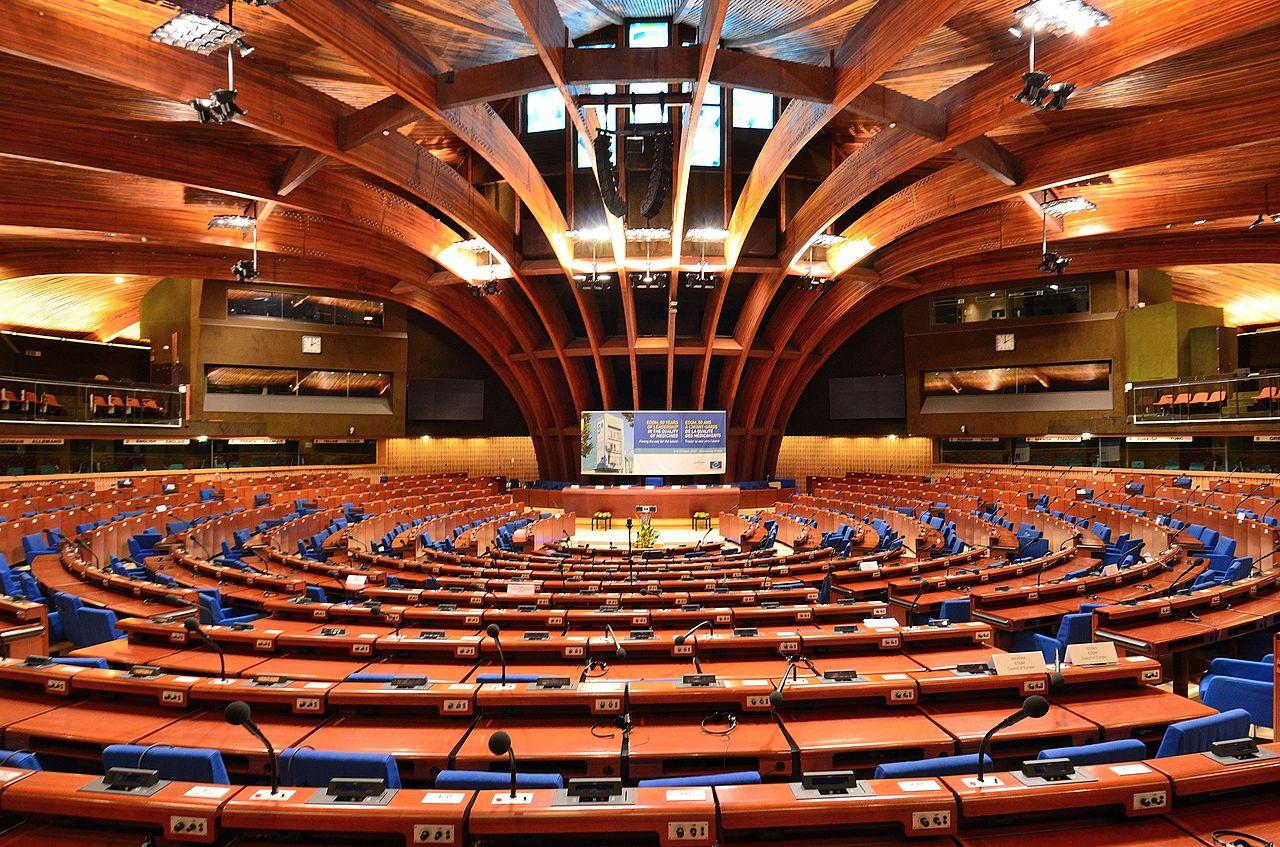 Council of Europe СОВЕТ ЕВРОПЫ СОВЕТ ЕВРОПЫ