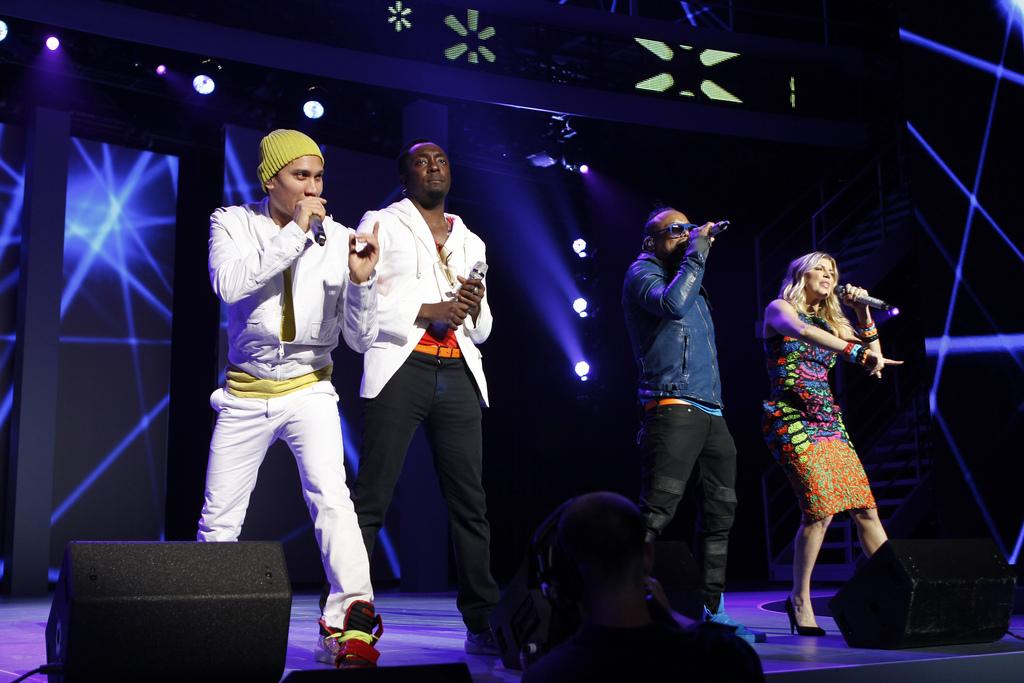 Black Eyed Peas Black Sea Arena Black Sea Arena