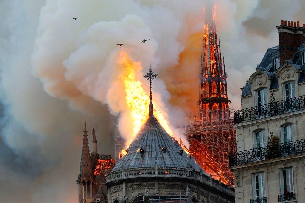 Notre Dame 1 Париж Париж