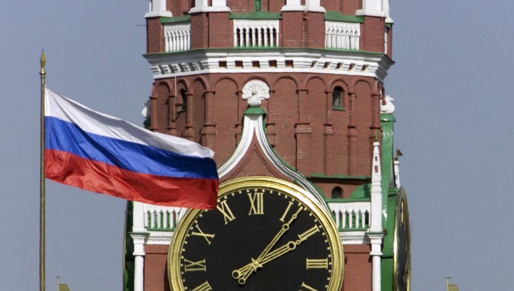 Russia Kremlin Flag #новости биологические атаки., москва, Россия, сша