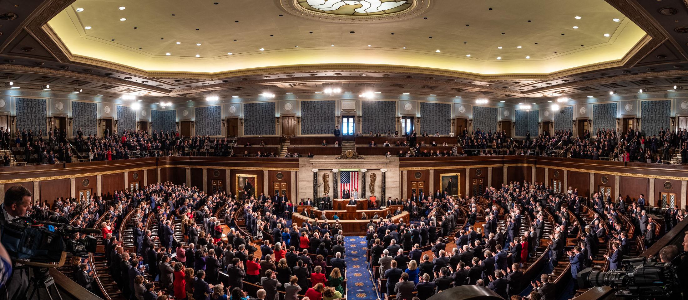 US Congress оборона оборона