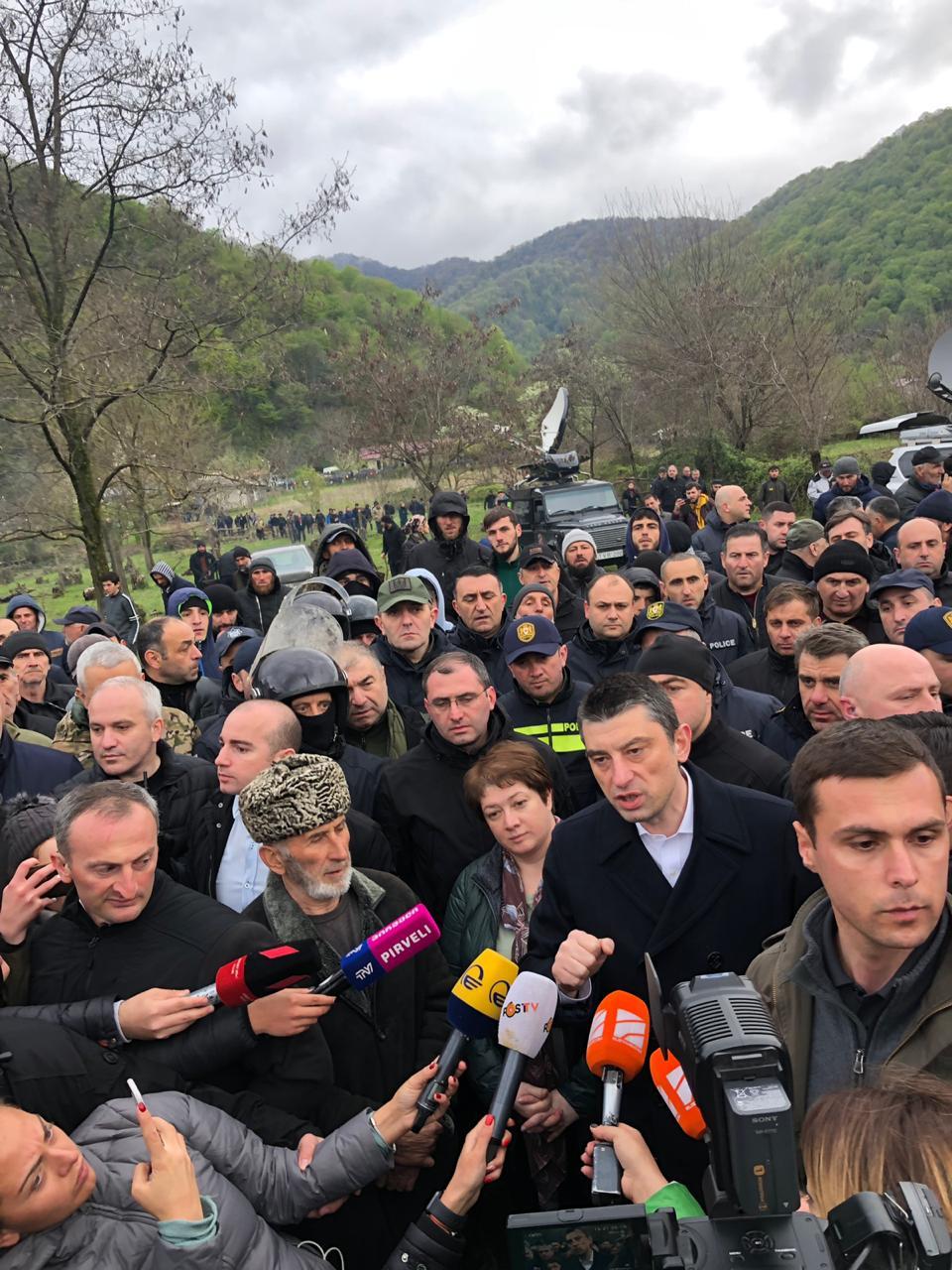 pankisi 21.04 столкновения столкновения