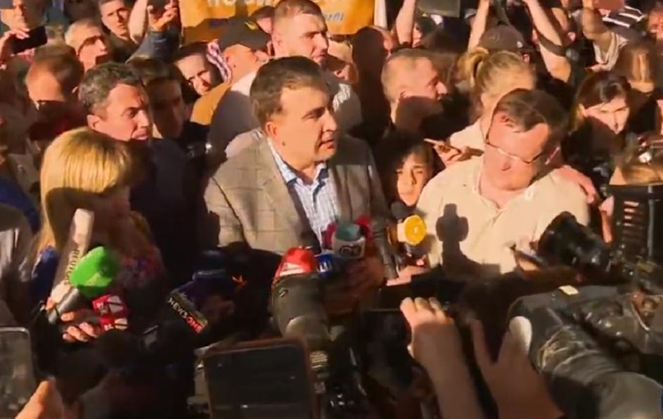 238493 #новости Борисполь, киев, Михаил Саакашвили, украина