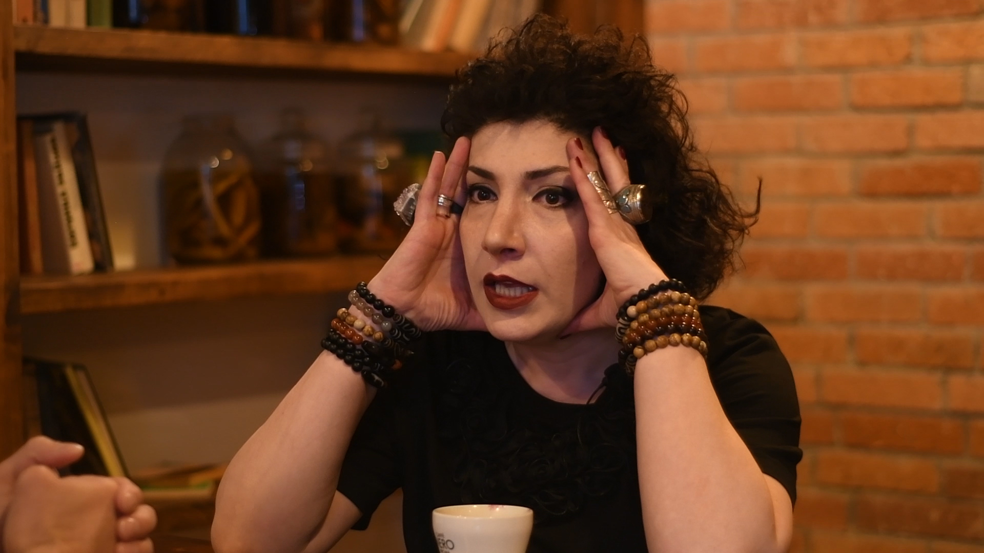Barkalaya0 #TalkShot featured, Баркалая, Тина Баркалая