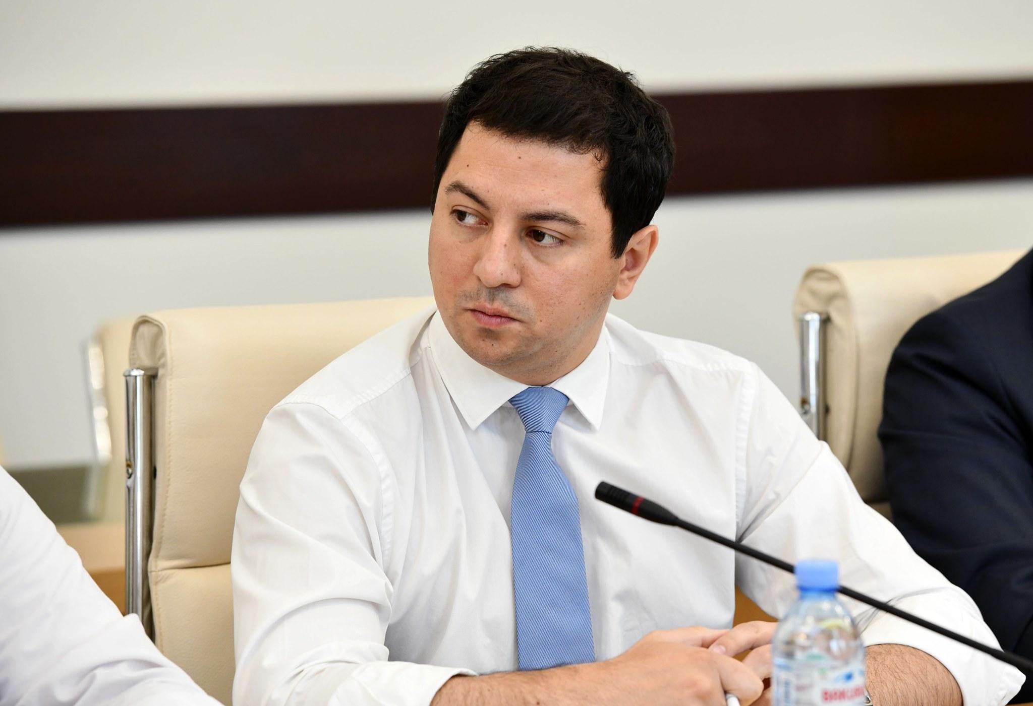 Archil Talakvadze 1 #новости Арчил Талаквадзе, Выборы 2020, Грузинская мечта, Единое Национальное Движение