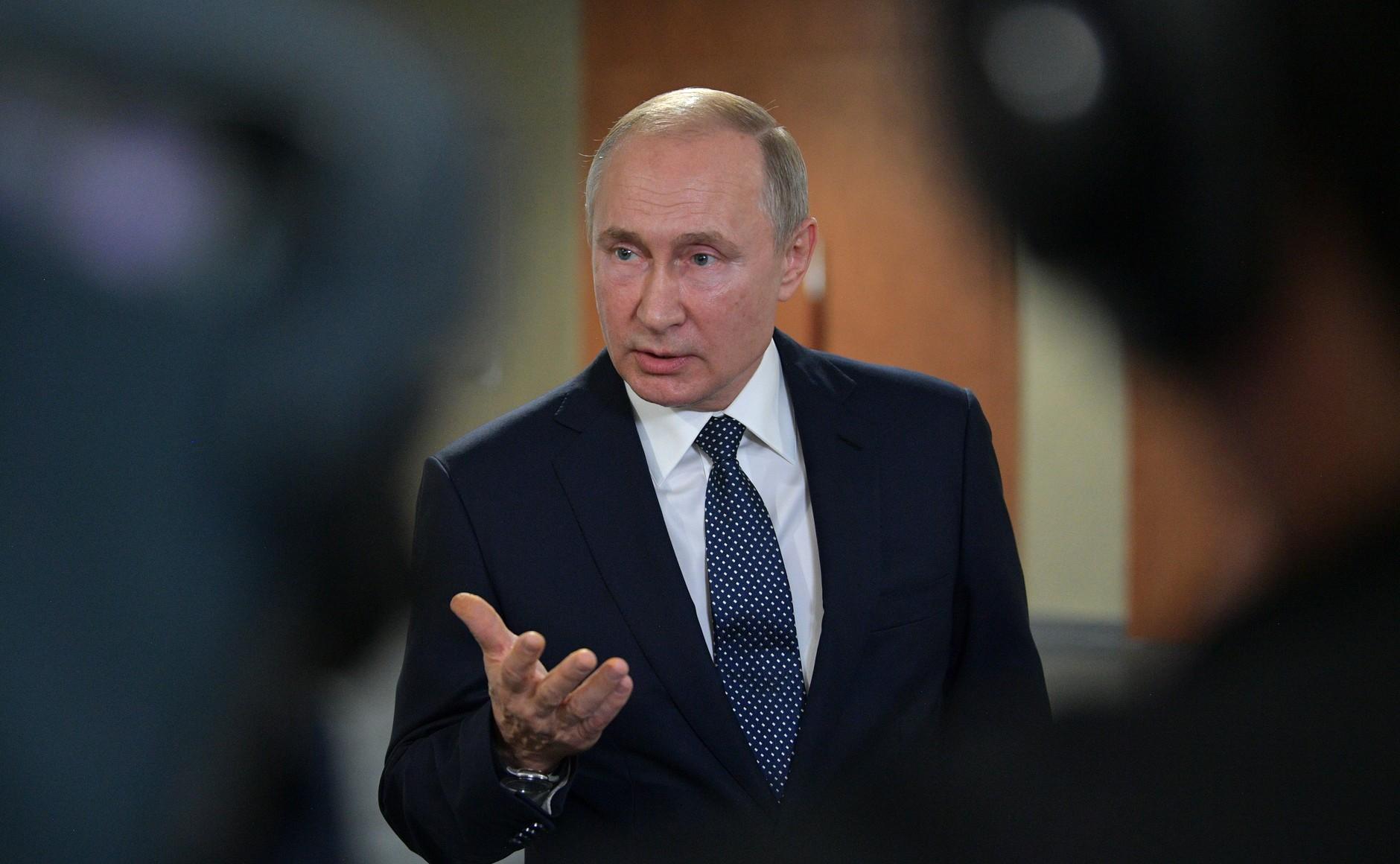 Vladimir Putin 26 СССР СССР