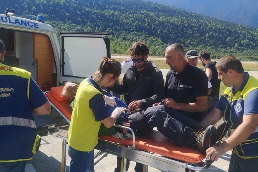 68610351 2095543254083229 6103172815656058880 n #новости альпинизм, Большой Кавказ, горы, Ушба