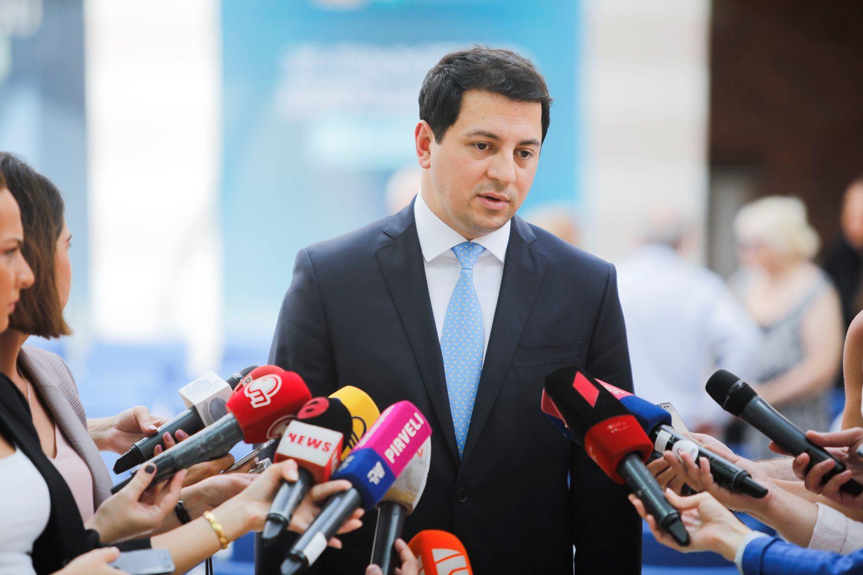 Archil Talakvadze 4 #новости Арчил Талаквадзе, Грузинская мечта, кризис Мечты