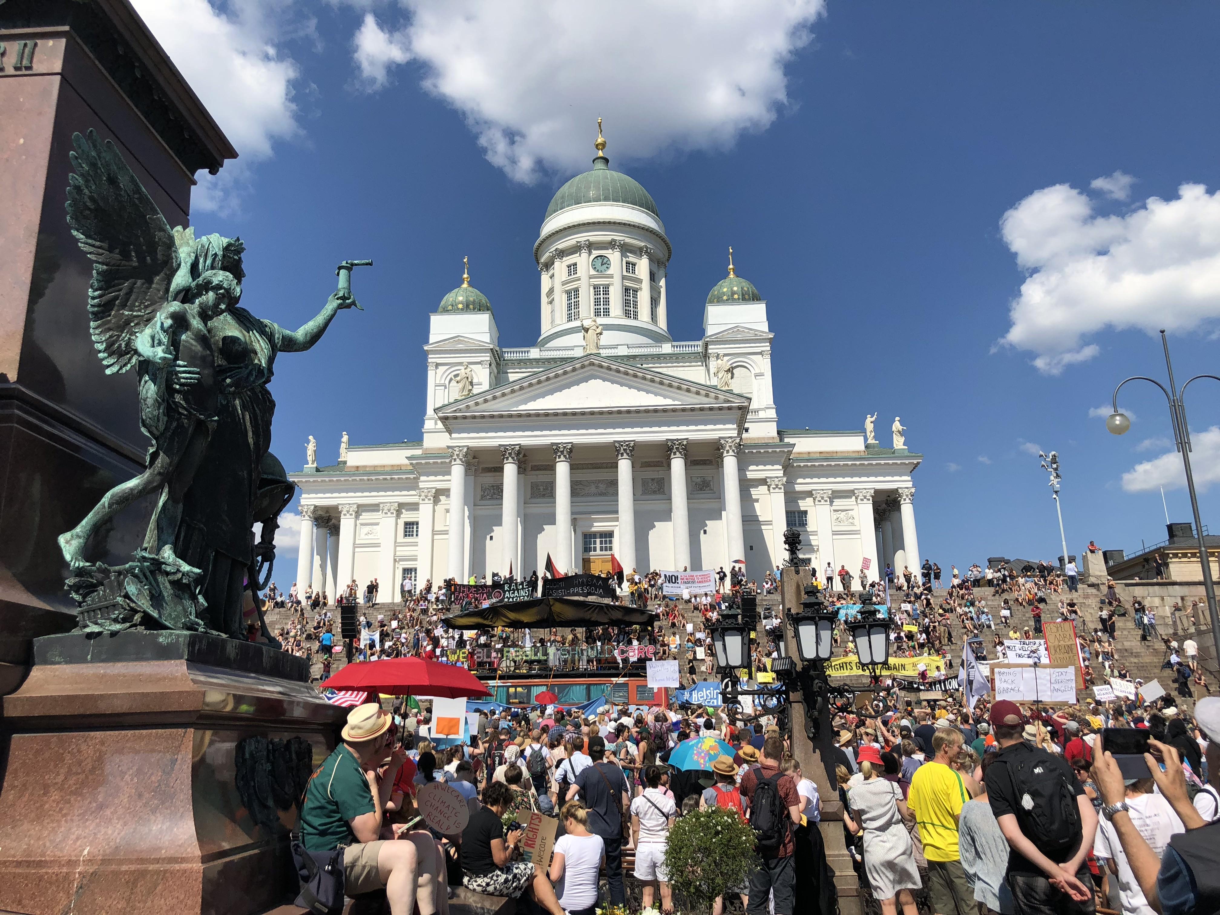 Финляндия ужесточила визовый режим с Россией