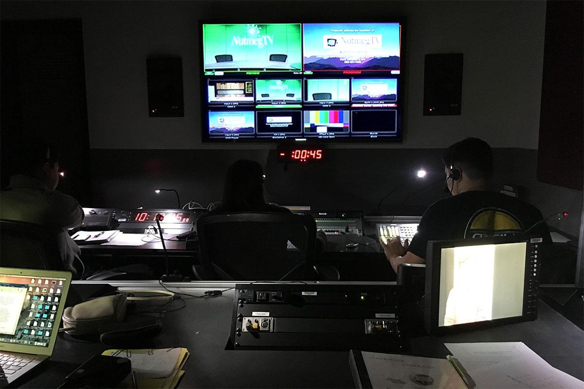 TV Broadcasting отбор отбор
