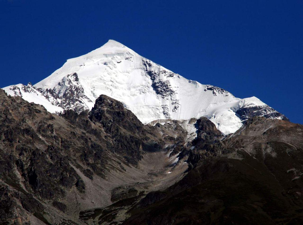 Tetnuldi горы горы