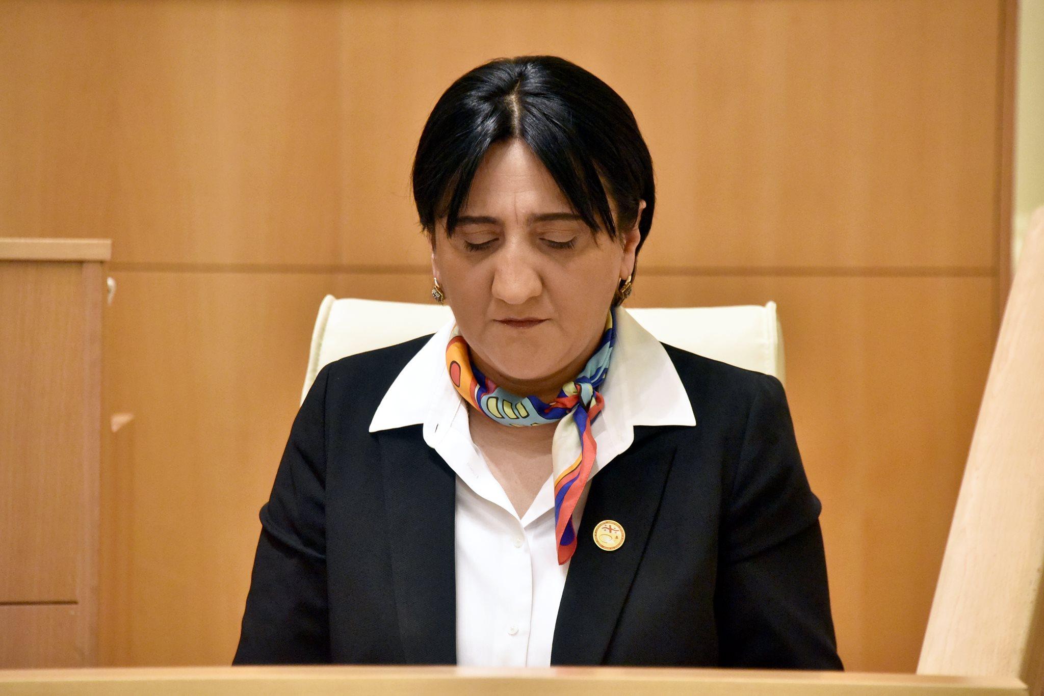 Irma Inashvili 12 Now What Now What
