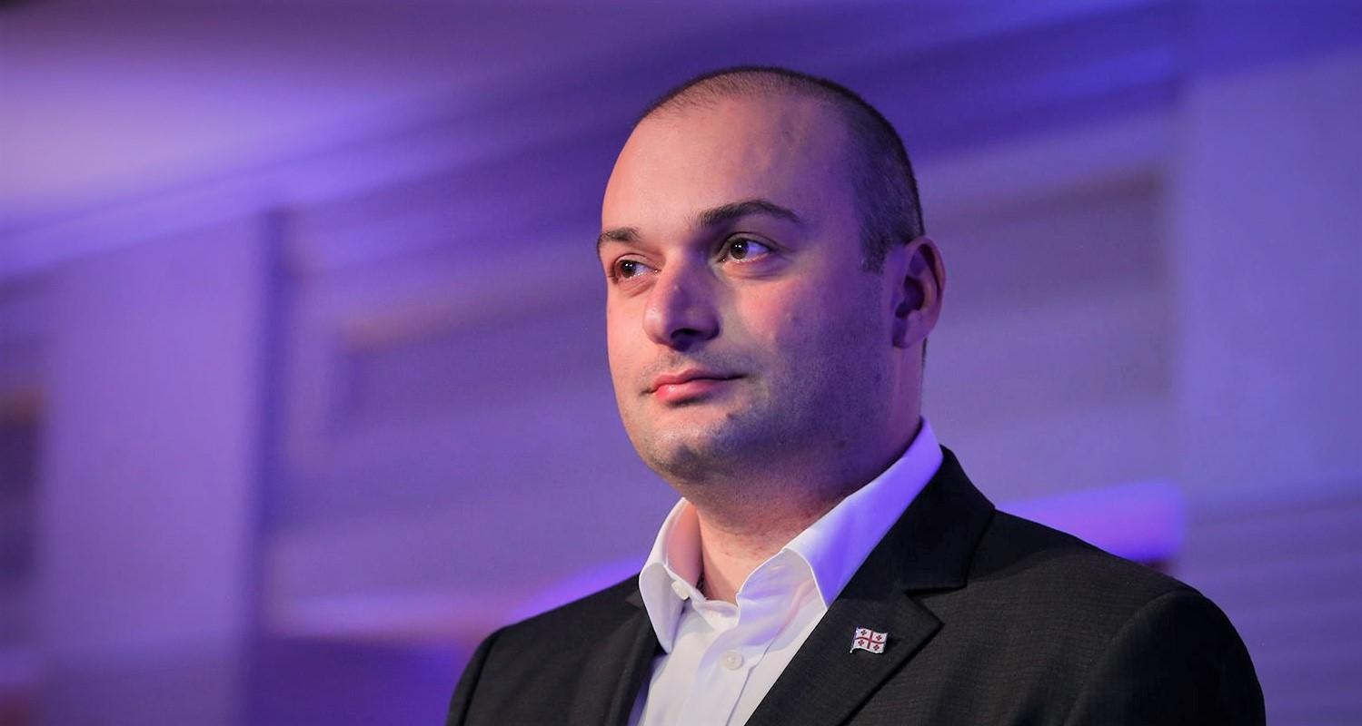 Mamuka Bakhtadze 44 #новости featured, Грузинская мечта, Мамука Бахтадзе, отставка, правительство, премьер-министр