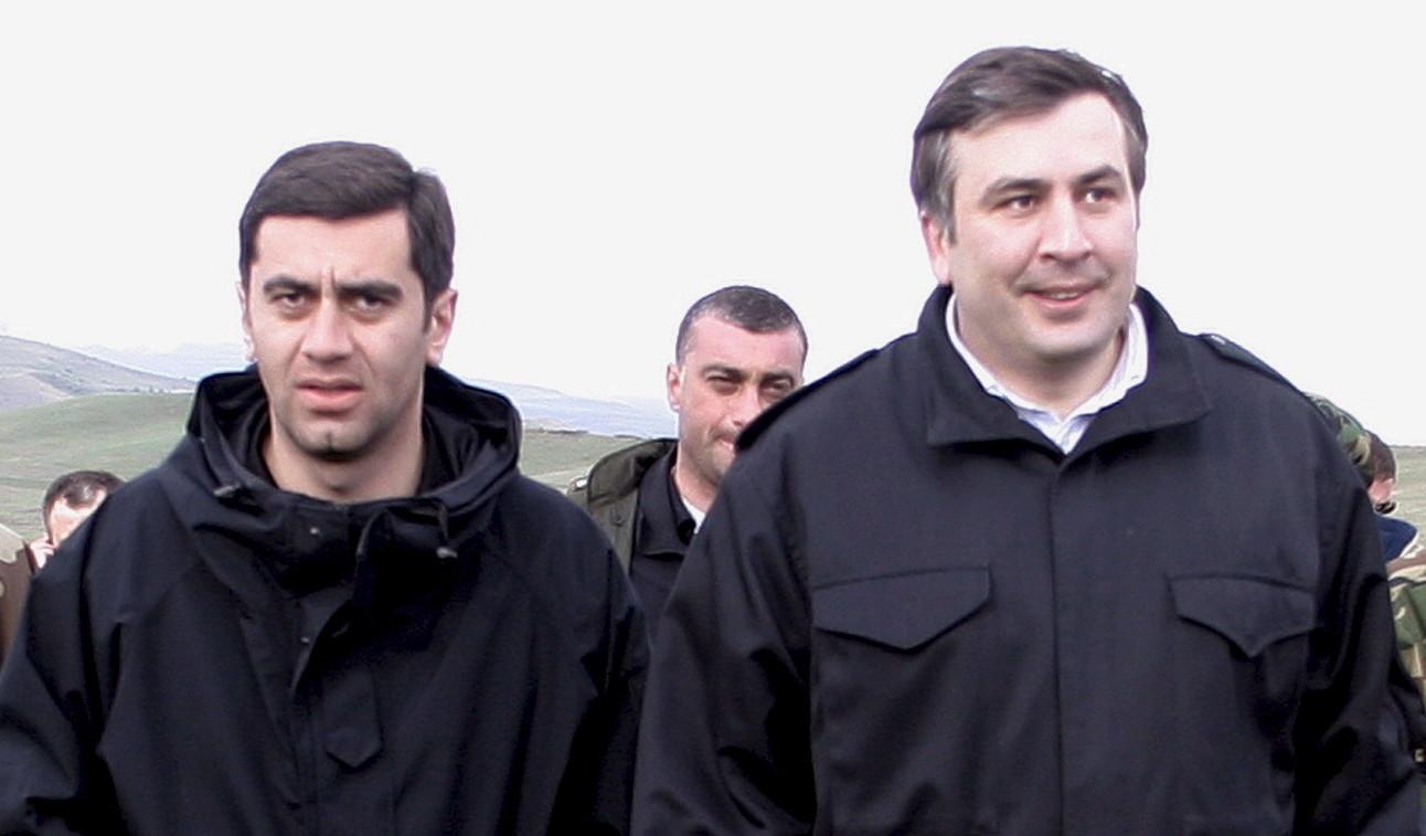 Okruashvili Saakashvili 20-21 июня 20-21 июня