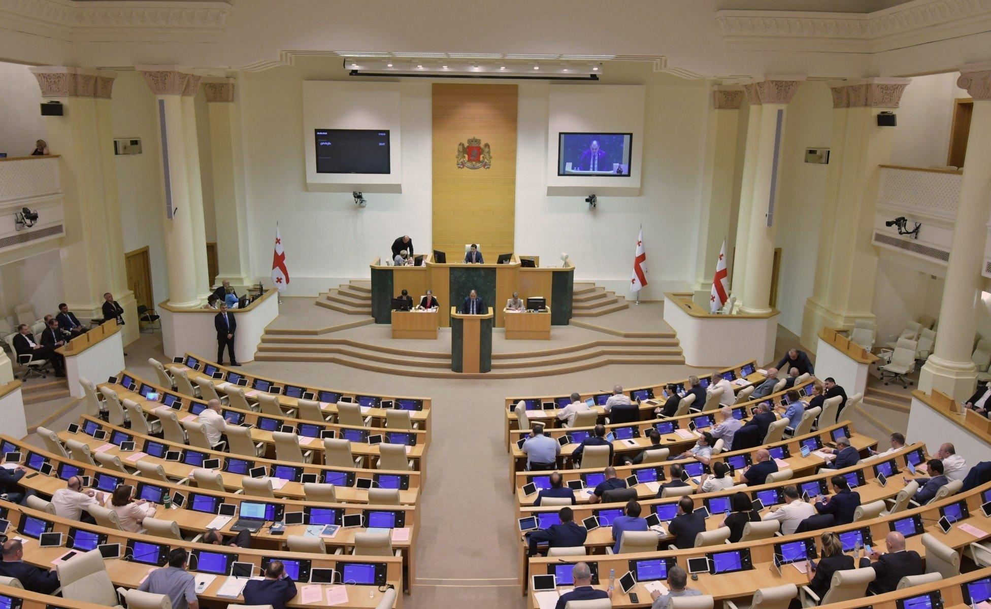 Parliament 4 «Альянс патриотов» «Альянс патриотов»