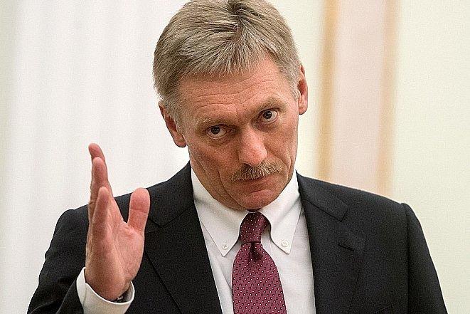 Peskov США-Россия США-Россия