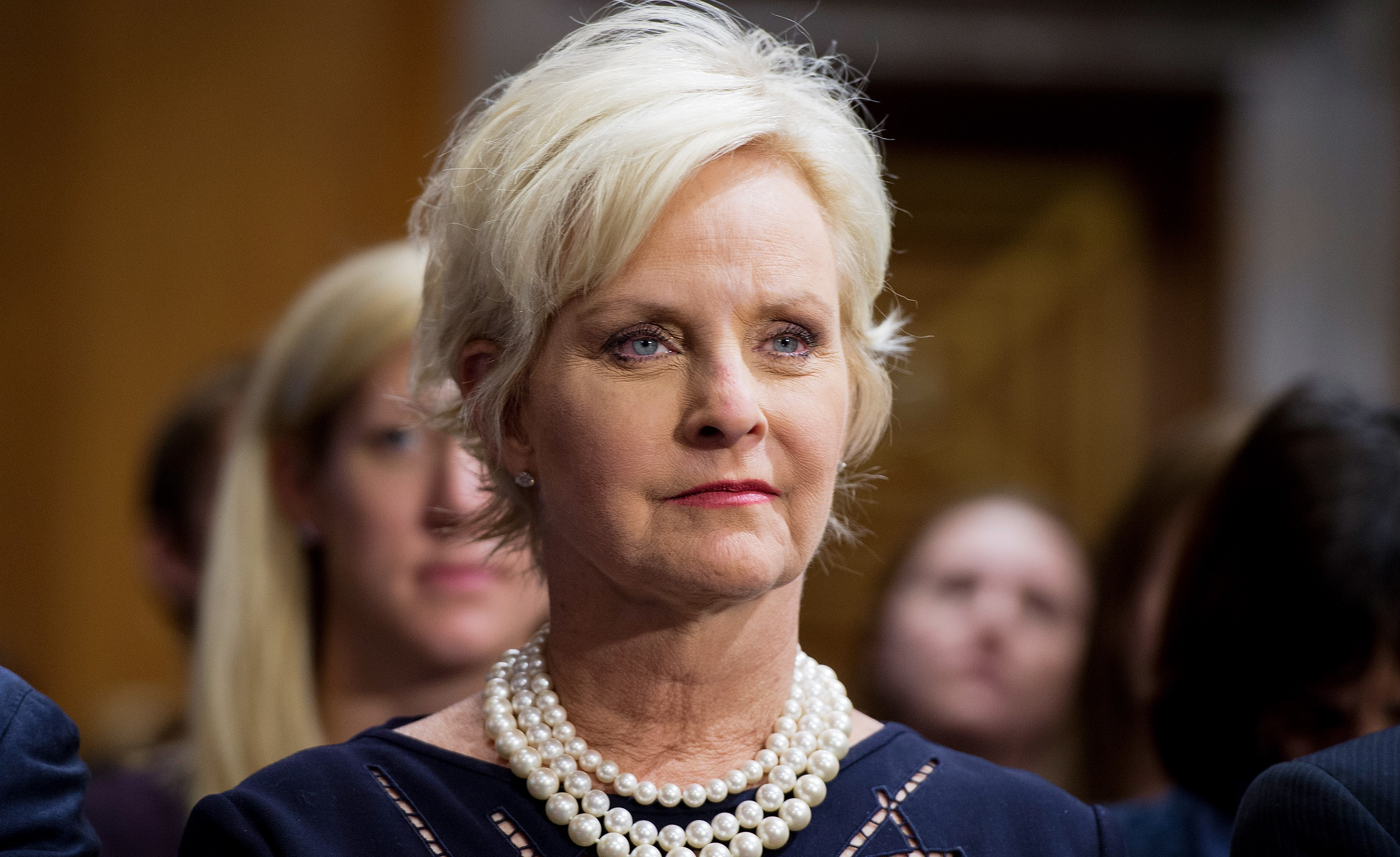 cindy mccain Now What Now What