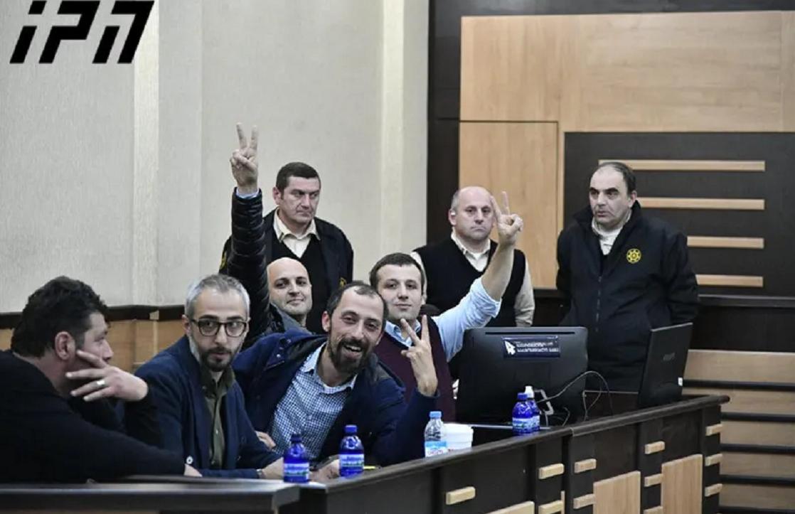 3847592 #новости выборы 2020 - кризис, Гига Макарашвили, суд