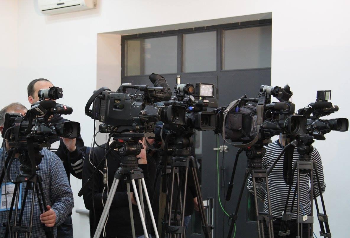 Camera 4 #новости «Хартия журналистской этики Грузии», Давид Кезерашвили, журналистика