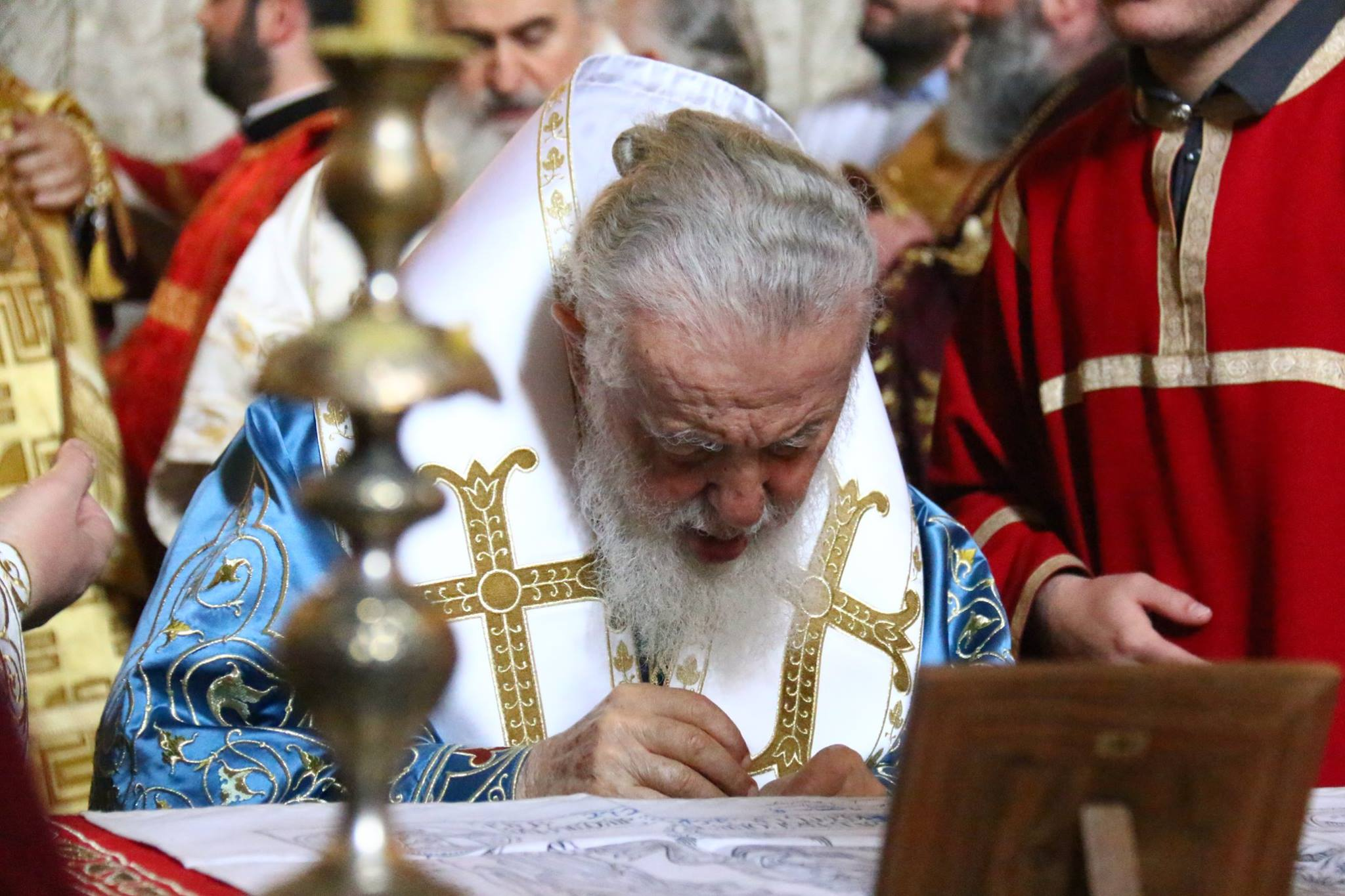 Ilia II 16 Католикос-Патриарх всея Грузии Католикос-Патриарх всея Грузии