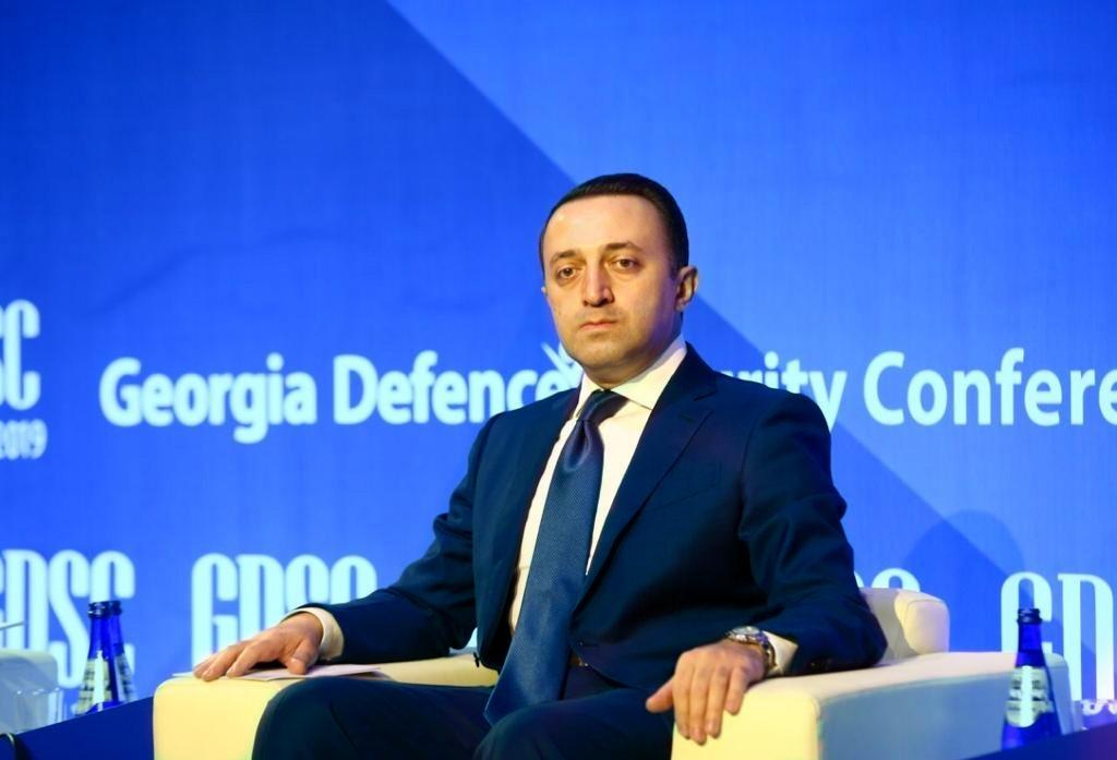 Irakli Gharibashvili 17 #новости Грузия-Россия, Ираклий Гарибашвили, Премьер-министр Грузии, Тбилиси-Москва