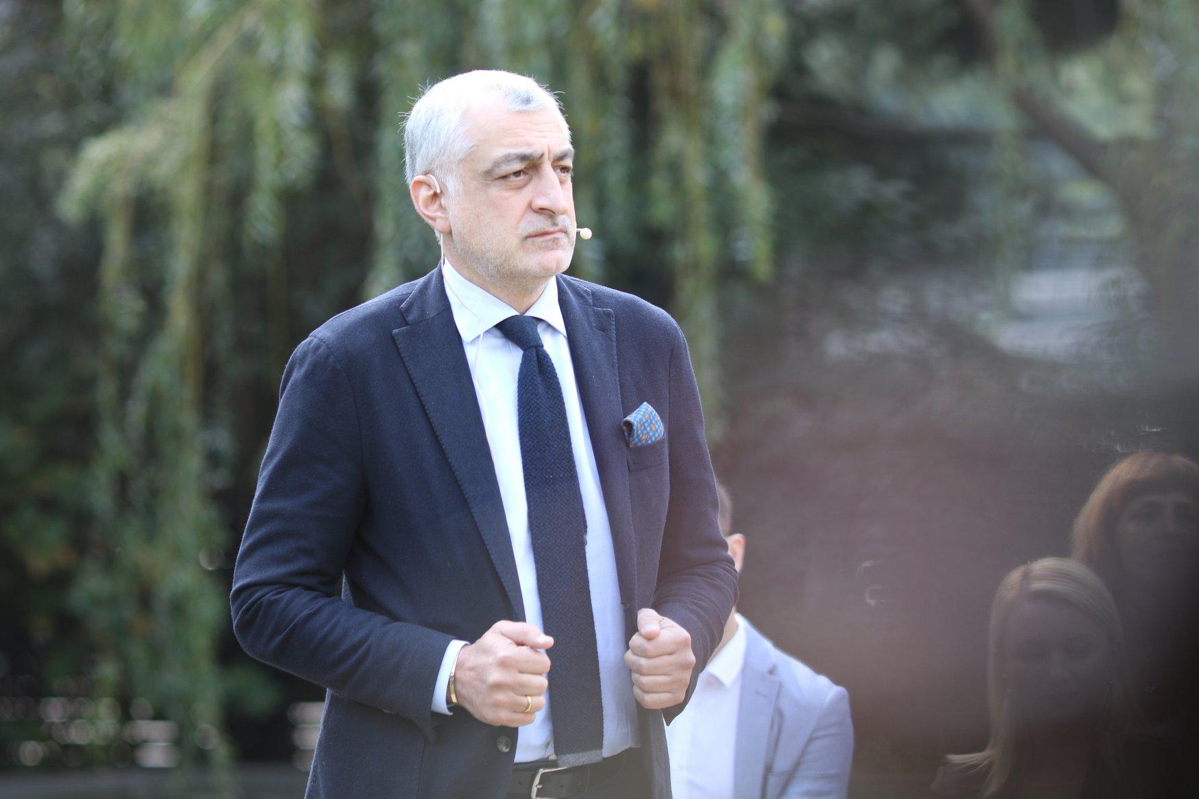 Mamuka Khazaradze 12 #выборы-2020 Выборы 2020, Лело для Грузии, Мамука Хазарадзе, оппозиция