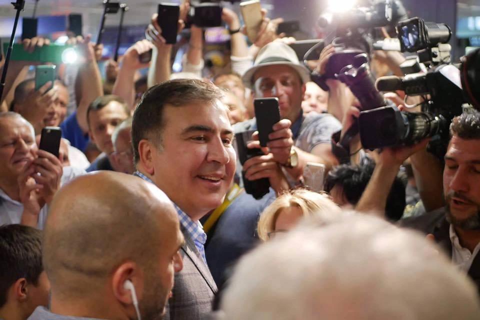 Mikheil Saakashvili 43 депортация депортация