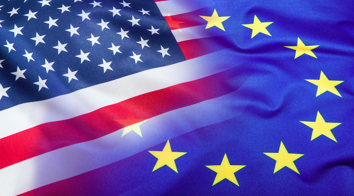USA EU Flags #новости Грузинская мечта, евросоюз, кризис Мечты, оппозиция, сша